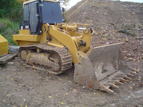 CAT 963C for Sale from Oscar Plant