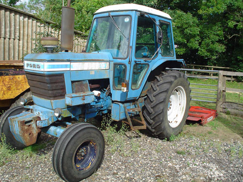 6700 Ford Tractor : Ford for sale from oscar plant